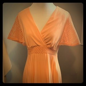 Stunning Vintage 70's-Does-30's-Elegance Maxi